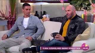 Berki Krisztián tabuk nélkül új párjáról: Végre nagy szerelem van az életemben - tv2.hu/fem3cafe