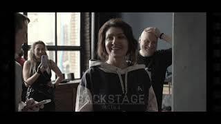 Backstage на клип «Будет для нас весна»