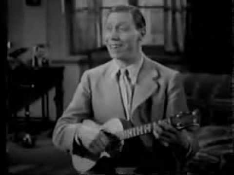 George Formby When Im Cleaning Windows Youtube