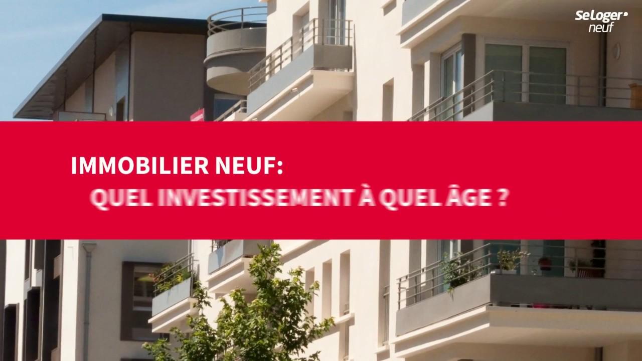 a quel age investir dans l'immobilier
