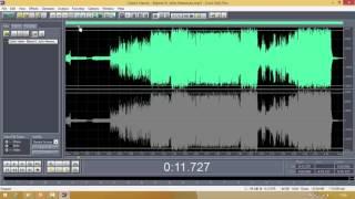 Cara memotong lagu di cool edit pro 2.1