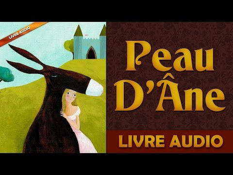 Livre Audio: Peau D'Âne