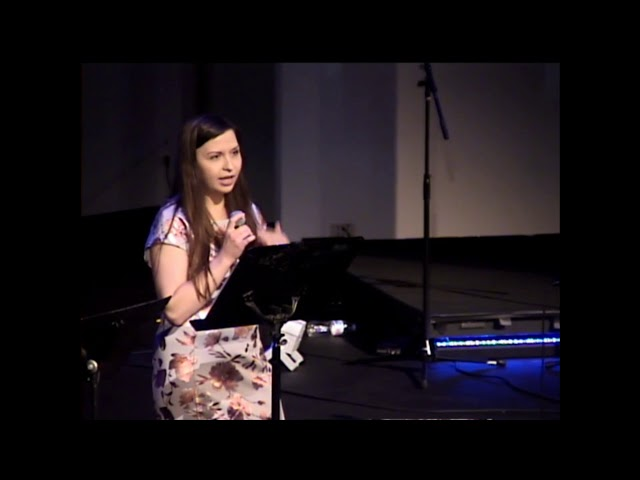 Testimony of Maria Dovholets 7/22/2018