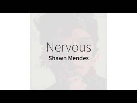 션 멘데스 (Shawn Mendes) - Nervous (한글자막/가사/해석/번역)