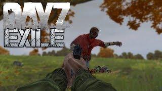 Arma 3 - DayZ Exile Apocalypse - Tazzie! Tazzie! There is Two Guys