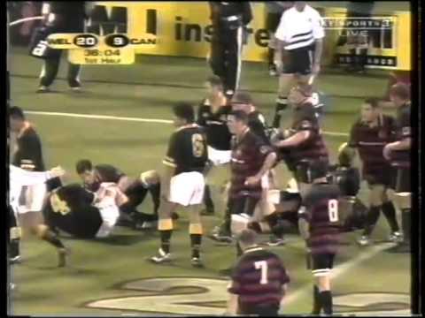 Canterbury v Wellington 2000 NPC Final