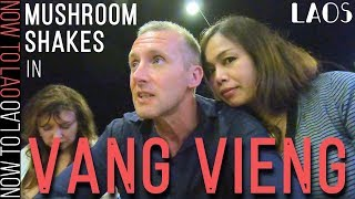 Travel Laos | Massive Fun filled first day back in Vang Vieng Laos | Now to Lao Travel Vlog