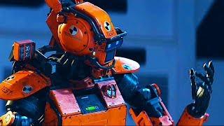 Перенос сознания в тело робота / Робот по имени Чаппи (2015)