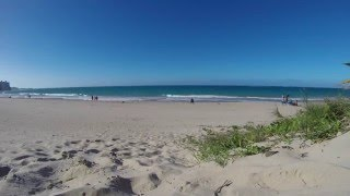 4K Ocean Park Beach, San Juan, Puerto Rico