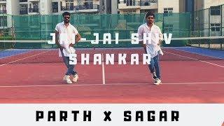 Jai Jai Shivshankar | War | Sagar X Parth | Tiger X Hrithik