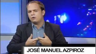 """""""Movimientos juveniles México"""". Invitado: Rene Fujiwara. Parte 1/3. EfektoTV Opinión: TRESen30"""
