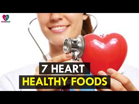 7 Heart Healthy Foods - Health Sutra