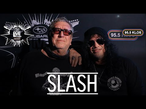 Slash Explains How He Started Playing Guitar + Reminisces on His Rock History | Jonesy's Jukebox