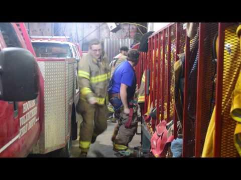 Hoover Volunteer Fire Department Recruitment Video