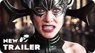 Thor 3 Ragnarok New Hela Trailer