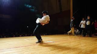 DAISON vs 上田家餃子パーティー BEST8 筑前人 vol.10 DANCE BATTLE thumbnail