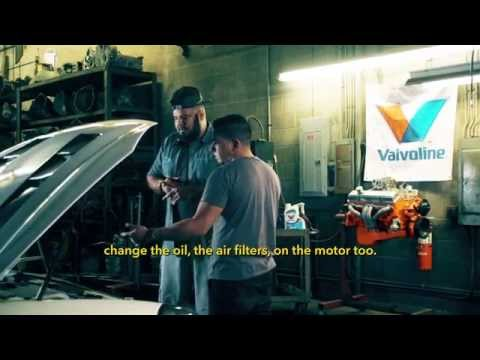 Garage Valvoline With Chuey Martinez: 2007 Hyundai Tiburon