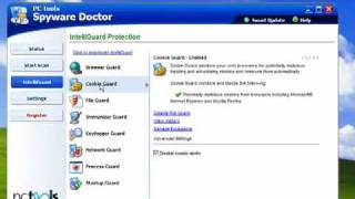 Protect against spyware with Spyware Doctor
