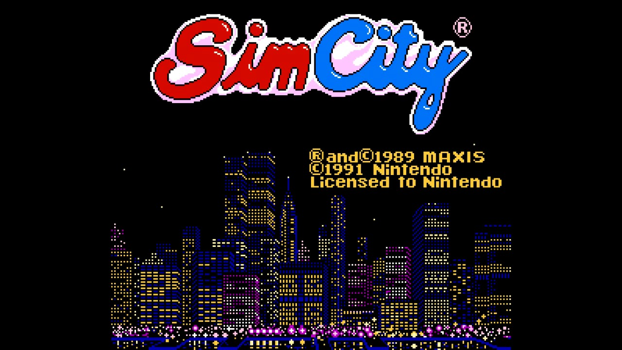 Sound Effects - SimCity (NES)