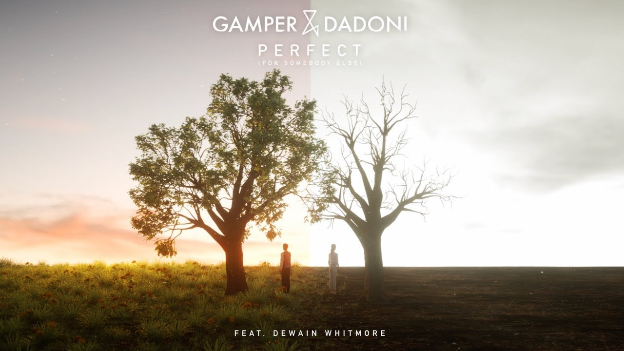 Download GAMPER & DADONI - Perfect (For Somebody Else) (feat. Dewain Whitmore)