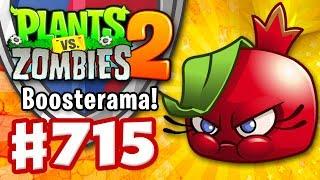 Bombegranate Boosterama! Battlez! - Plants vs. Zombies 2 - Gameplay Walkthrough Part 715