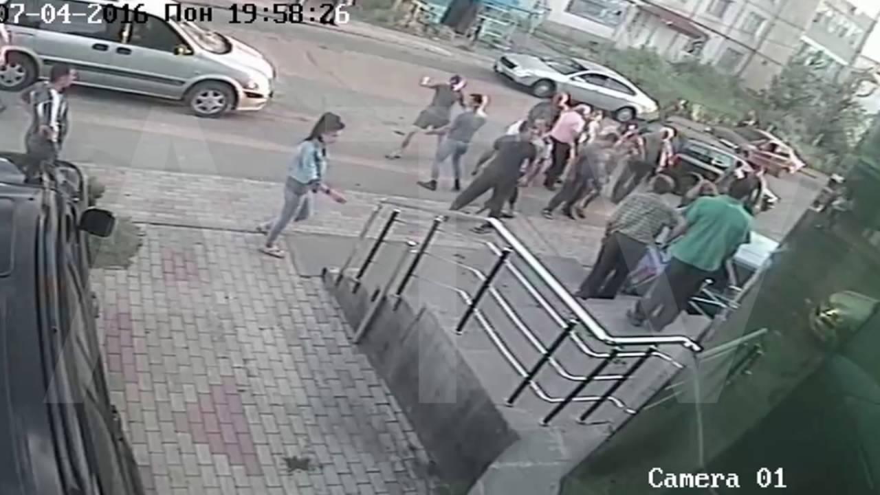 Տեսախցիկն արձանագրել է 7-ամյա երեխայի վրաերթը. տեսանյութ