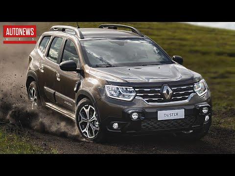 Новый Renault Duster второго поколения: ждем в России?