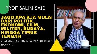 Download lagu Jago Apa aja, Mulai dari Politik, Ekonomi, Film, Militer, Hingga Timur Tengah. Asal Jangan Ngitung.