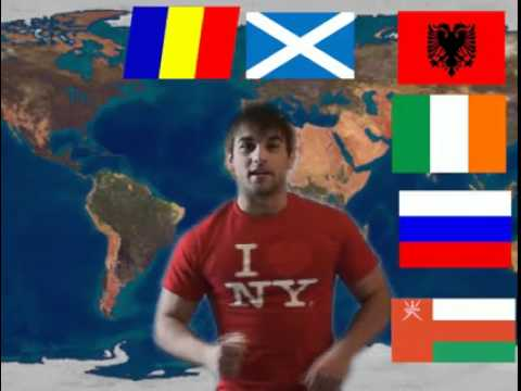 Alecmaniacs - Countries of the World (2009)