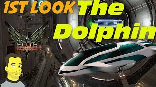 1 quick first look at the new passenger ship in Elite Dangerous the...