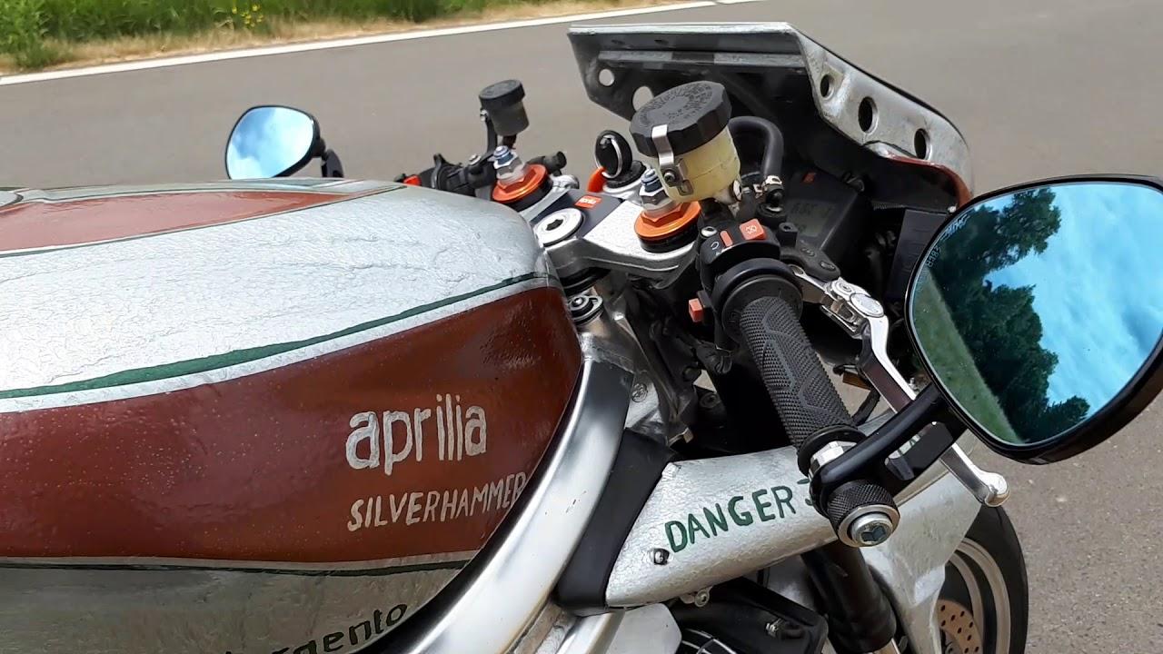 Aprilia Sl 1000 Falco Cafe Racer For