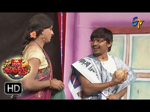 Rocking Rakesh Performance | Extra  Jabardsth | 21st April  2017 | ETV Telugu