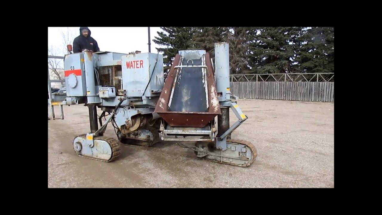 curb machine craigslist
