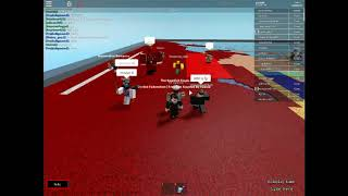 Fp And abuse on Mens of Iron Roblox
