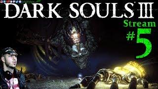 Dark Souls 3 🌲👺🧙1st Time👻🎮Pro👑All DLC💸PC💻Max Graphics✨#5th Stream🎋
