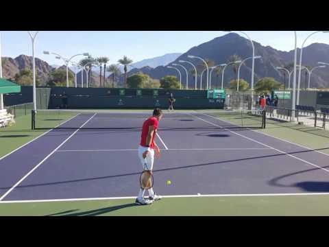 Indian Wells 2017 - Cilic, Thiem.