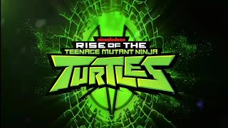 Rise of The Teenage Mutant Ninja Turtles fan made intro