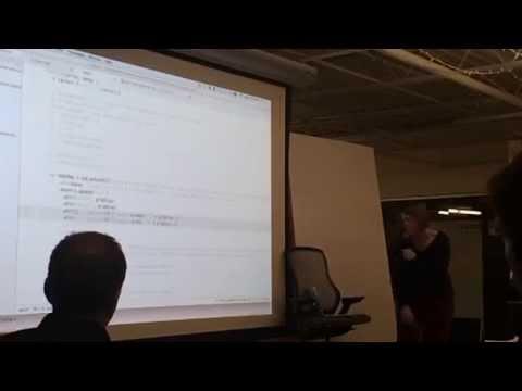 D3.js October 2015 - How to make a heat map