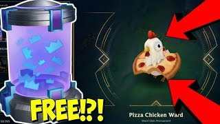 FREE LEAGUE OF LEGENDS SUMMONER'S CROWN CAPSULE! (UNLIMITED SUPPLY!) OMG!