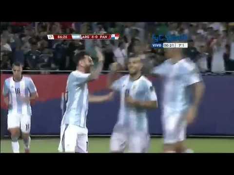 Ultimos 10 goles de Messi con Argentina ?5?