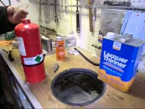Fire Extinguisher Test N Fill  1 10 14