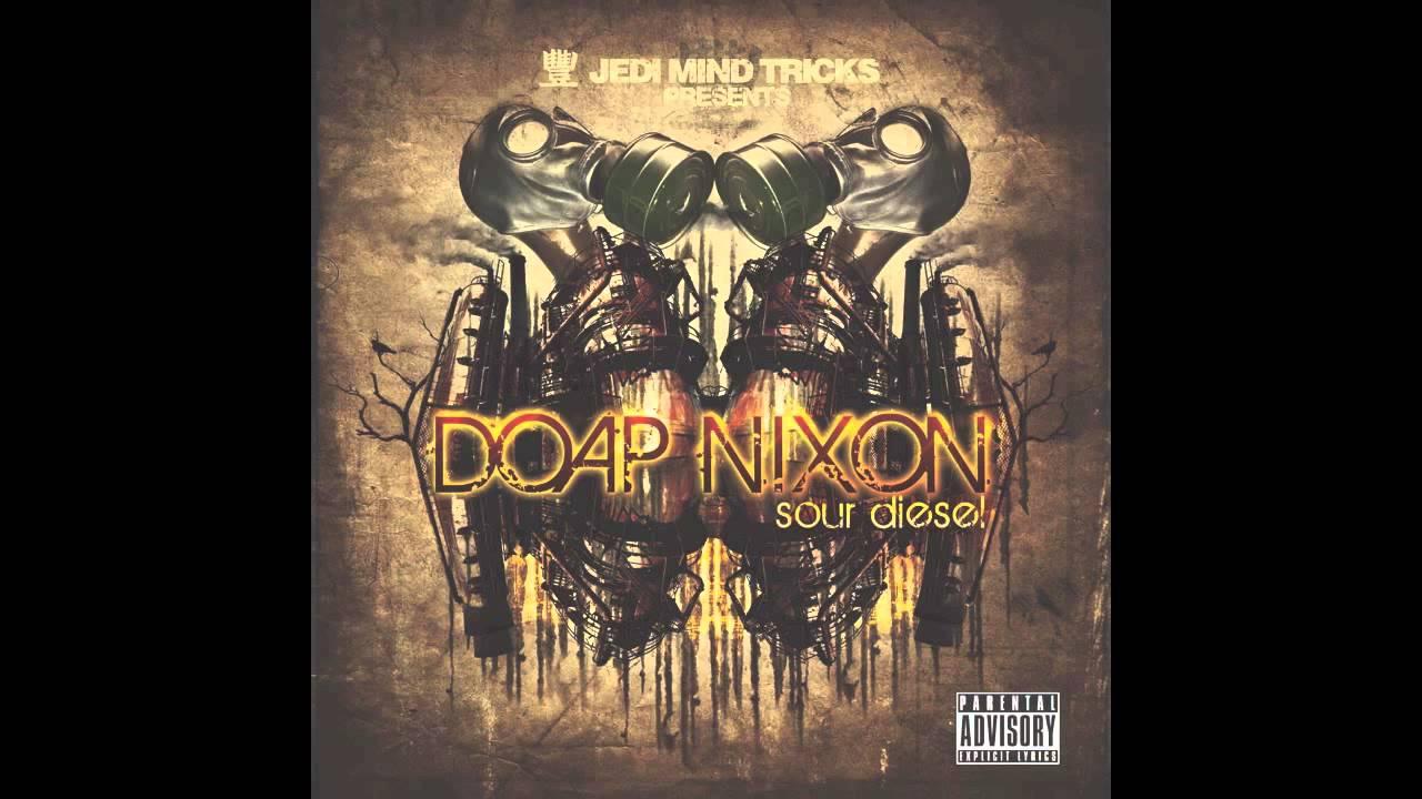 Doap Nixon Jedi Mind Tricks Presents Doap Nixon The Wait Is Over Official