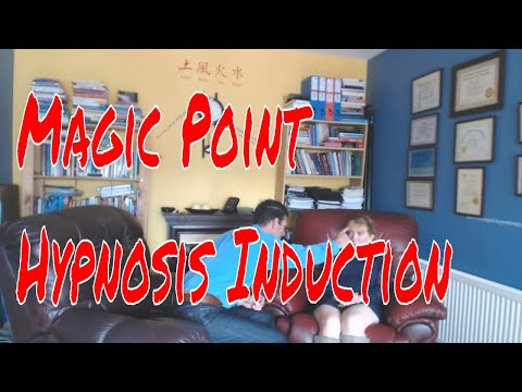 Instant hypnosis Induction - Magic point Induction