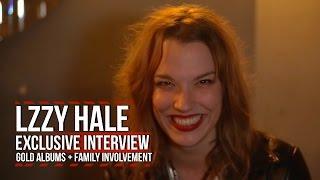 Halestorm's Lzzy Hale Talks Gold Albums, Family + More