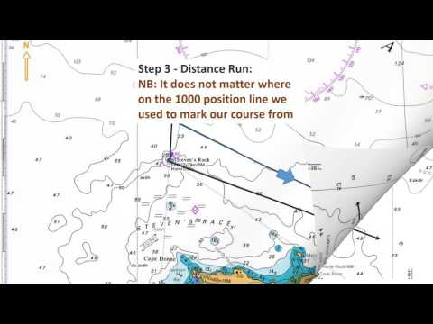 RYA Coastal Skipper: The Running Fix (The Silent 1)