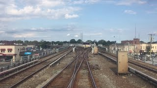 LIRR HD 60fps: Riding Budd M3 9896 (RFW) From Jamaica to Huntington (9/9/19)