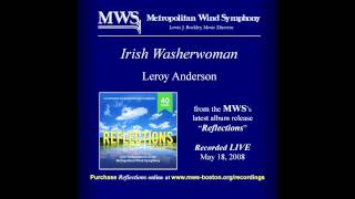 Irish Washerwoman ~ Metropolitan Wind Symphony