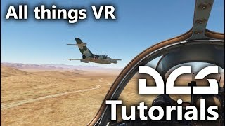 DCS World - All things VR