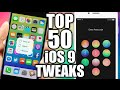 TOP 50 FREE Cydia Tweaks Compatible With...