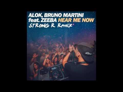 Alok Bruno Martini - Hear me now Strong R Bootleg